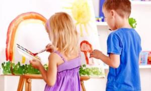 Дети развиваются в общении