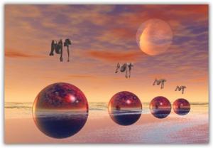 Космический плюрализм