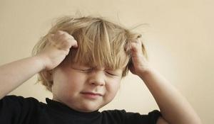 Описание симптомов мозжечкового синдрома Веста у детей