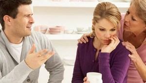 Конфликт с родственниками