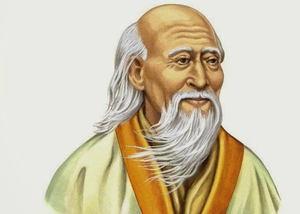 Мыслитель и философ Лао Цзы - портрет