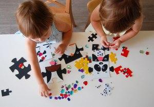 Развитие наглядно-образного мышления у дошкольников