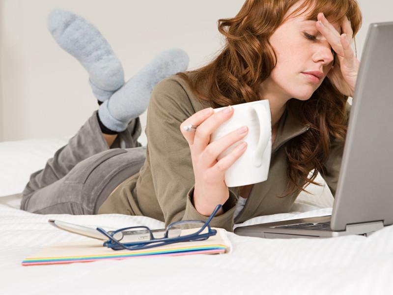 Недосып и усталость
