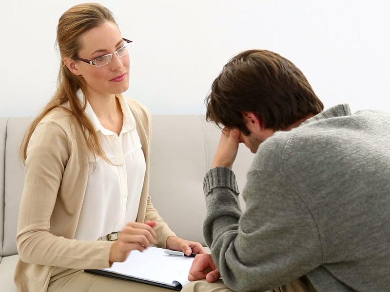 Психотерапия дает положительный эффект