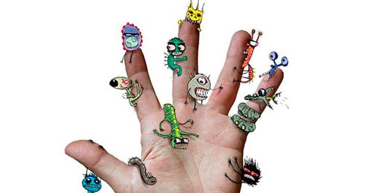 Боязнь микробов
