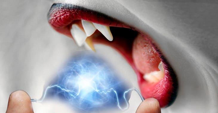 Женщина вампир. Психология