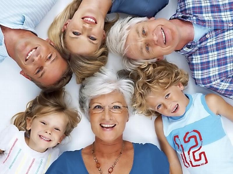 Связь поколений важна для развития