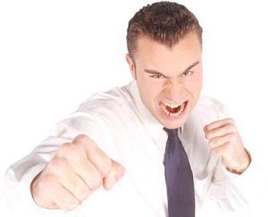 Психопаты-мужчины - это чаще всего успешные бизнесмены или руководители