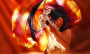 Танцы развивают женственность