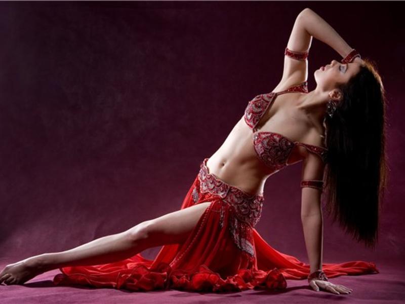 Танец откроет в вас женственность