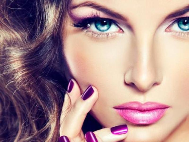 Вечерний макияж должен быть ярким