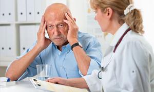 Старческая деменция практически неизлечима