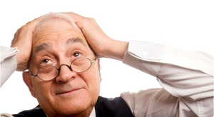 Как может проявляться старческое слабоумие в быту