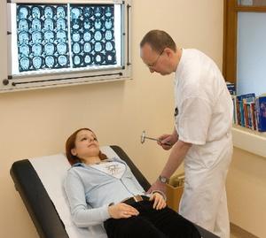 Описание методов диагностики хореи