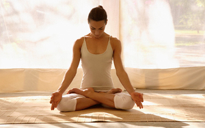 Йога для борьбы с навязчивыми мыслями
