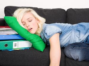 Состояние лени и усталости