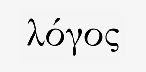 Логос как философское понятие