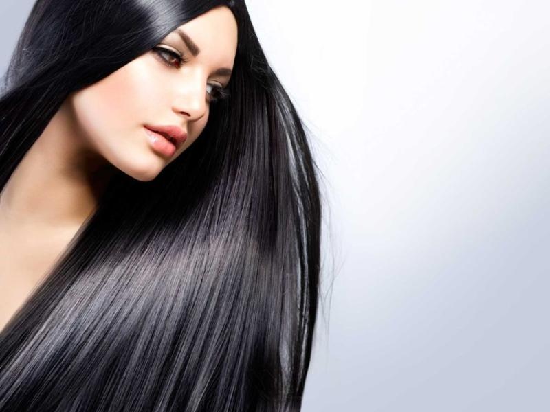 Красивые волосы создают образ