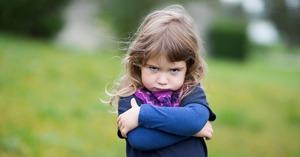 Ребенок чувствует вину и стыд
