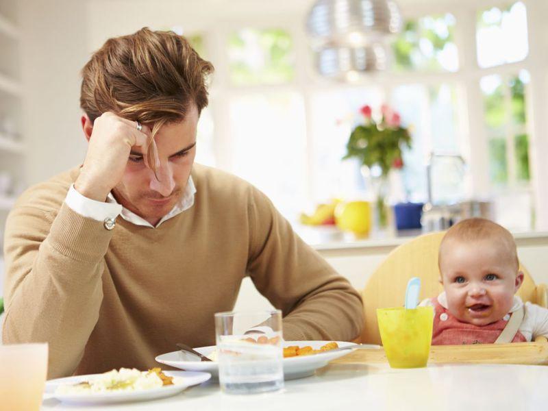 Родительский стресс