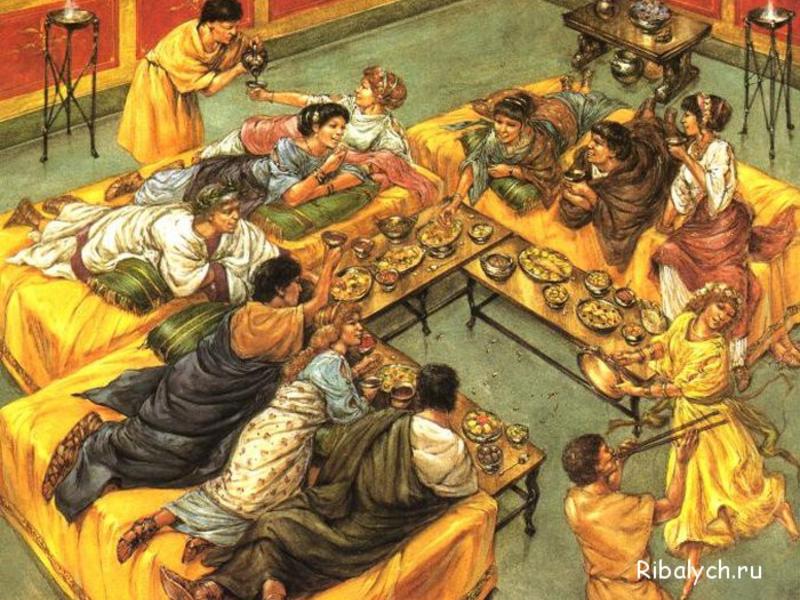 Понятие секуляризации существует с древних времен