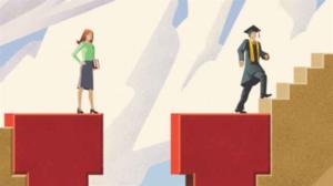 Дискриминация женщин на работе