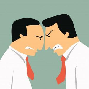 Понятие конфронтации