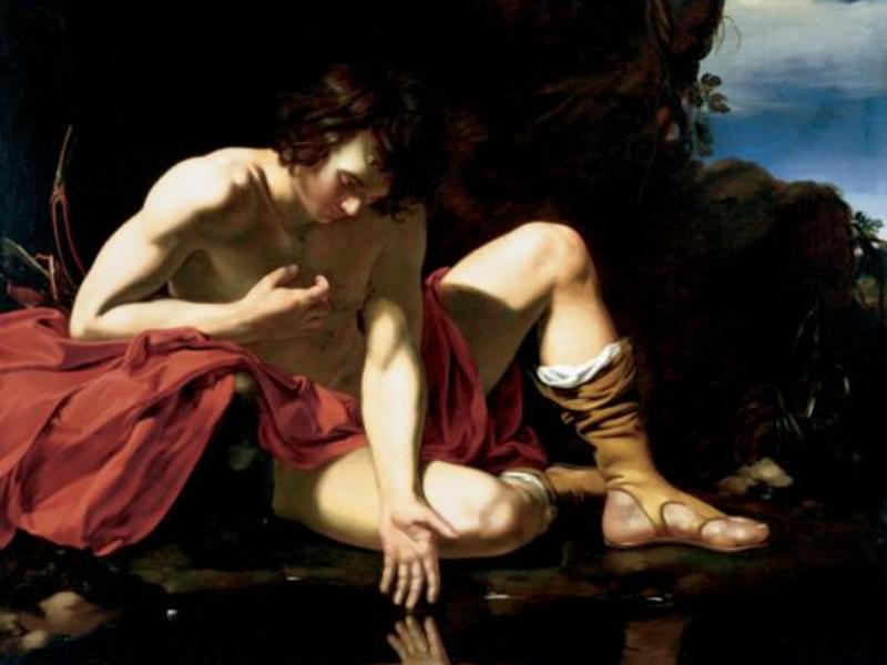 Нарцисс - имя из мифа