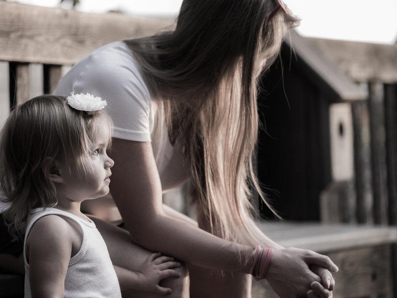 Усталость от материнства