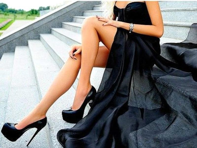 Отдавайте предпочтение обуви на каблуках