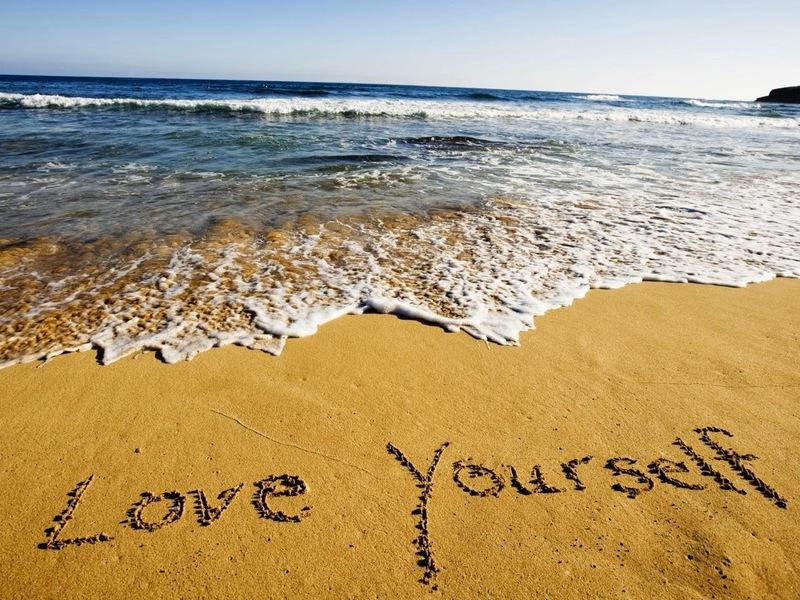 Купаться в любви к себе и дарить любовь окружающим