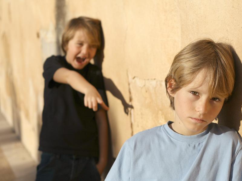 Травля ребенка в школе