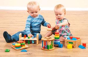 Игрушки для развития мелкой моторики рук у детей 1-3 года