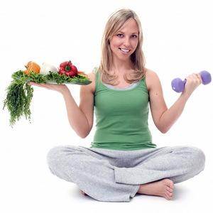 Полезная еда и спорт