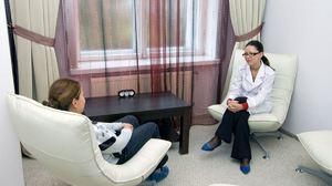Работа клинического психолога
